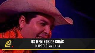 Os Meninos de Goiás - Martelo na Unha - Sertão Caipira Universitário