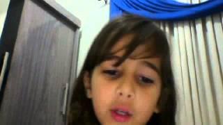 Vídeo da webcam de 4 de agosto de 2014 22:28