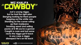 Wiz khalifa cowboy