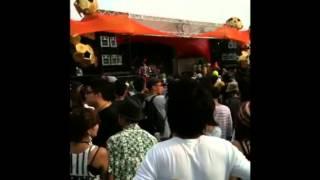 SHPONGLE DJ SET -RAJA RAM feat. NOGERA-@ Nagisa Music Fes