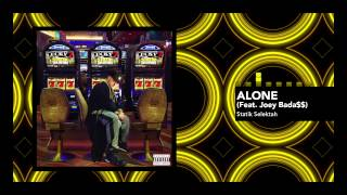 "Statik Selektah feat. Joey Bada$$ ""Alone"" (Official Audio)"