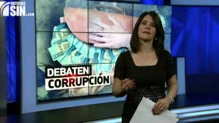 Perspectiva: Debaten corrupción
