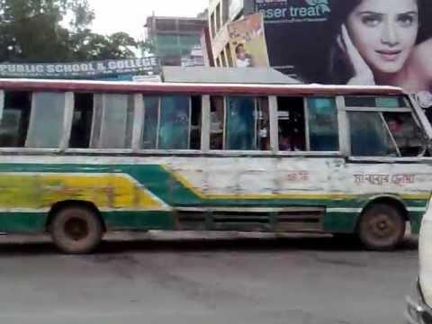 PQHL – Dhaka, Bangladesh: Fahrt zum Flughafen
