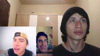 React 378 SNAP RAP 2 feat Whindersson (Mussoumano)