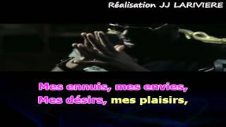 MAITRE GIMS   CHANGER  I G JJ Karaoké - Paroles