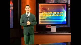 Educação Inclusiva dos Surdos - Aula dos cursos de pós-graduação EAD do Grupo Educa+