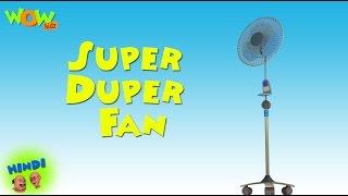 Super Duper Fan   Motu Patlu In Hindi WITH ENGLISH, SPANISH & FRENCH SUBTITLES
