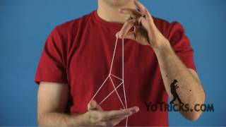 Learn how to do the Eiffel Tower Yoyo Trick