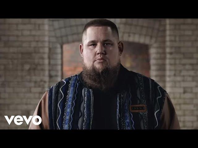 """Videoclip oficial de la canción """"Human"""" de Rag N Bone Man."""