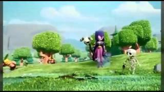 Intro Clash of clans no text