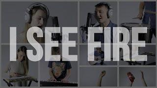 Music Video: I see fire, MINT. cover | original: Ed Sheeran