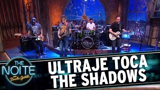 "Ultraje toca ""Theme For Young Lovers"", do The Shadows 