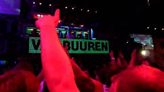 Armin Van Buuren @ Amnesia Ibiza playin Knas vs Not Going Home vs One