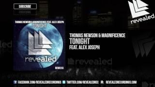 Thomas Newson & Magnificence feat. Alex Joseph - Tonight (Preview)