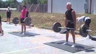 2012 Nunn's Performance Training Fitness Challenge