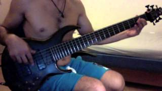 Fred Hammond Bass Cover - I wanna know your ways
