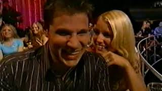 Carson Daly Roast - 98 Degrees, Nick Lachey & Jessica Simpson