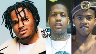 Tee Grizzley Mentions Lil Durk & Appears to Diss Lil Jojo on Original Version of 'No Effort'