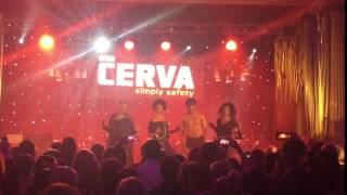 Boney M live concert 16.12.16 Prague Žofín - RASPUTIN