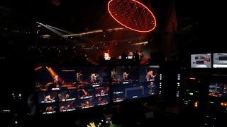 Queen + Adam Lambert - Full Show Time-lapse -Las Vegas, T-Mobile Arena - 24th June 2017