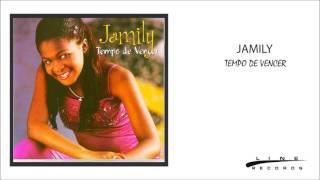"""Feliz Demais - Jamily - CD """"Tempo de Vencer"""""""