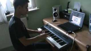 Faruk Sabanci - Elveda (Piano Cover by Łukasz Plura)