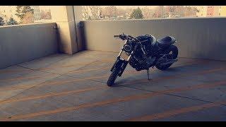 Finesse Garage - Scrambler Build (yamaha xj600)