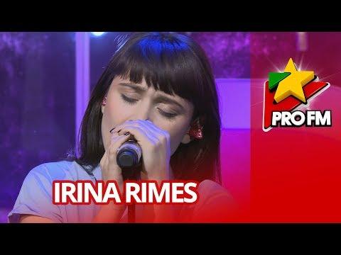 Irina Rimes - Bolnavi Amandoi | ProFM LIVE