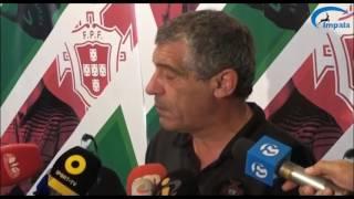 Fernando Santos: Venha quem vier, o objetivo é ganhar a final