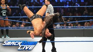 R-Truth & Carmella vs. The Miz & Mandy Rose: SmackDown LIVE, Dec. 18, 2018