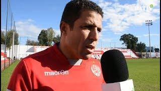 Houcine Ammouta : «Notre ambition est d'atteindre la finale»