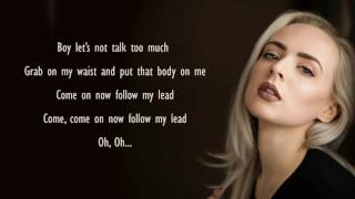 Ed Sheeran : Shape Of You - Lyrics // Madilyn Bailey Cover