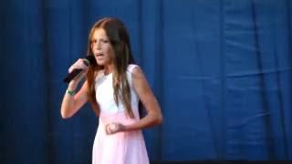 """Roksana Węgiel - """"Listen"""" by Beyonce -Międzynarodowy Festiwal My- XXI wiek"""" - Słoneczny Brzeg"""