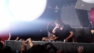 Wolfpack & Warp Brothers - Phatt Bass 2016 (LIVE Dimitri Vegas & Like Mike @Versuz, Hasselt)