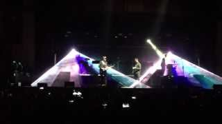 The xx - Angels (Live at Aragon Ballroom)
