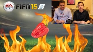 FIFA 15 GHOST PEPPER CHALLENGE!