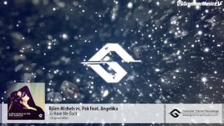 Björn Michels vs. Pok Feat. Angelika - To Have Me Back
