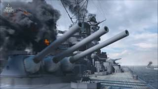 Yamato IJN Intro Panzerknacker || World of Warships