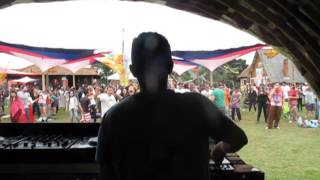 Abstract Sunrise Live (Freakuency Rec) at Revolution Festival 2013