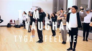 """SPRING WORKSHOPS 2017 - Tim Vaughan: Tyga """"Feel Me"""""""