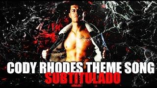 "Cody Rhodes Theme Song ""The Kingdom"" Subtitulado Al Español/Wrestling Club"