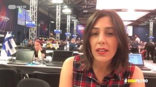 #KievSemFiltro - Dia 2: 1.ª Ensaio Geral e Trompetes na WC | RTP