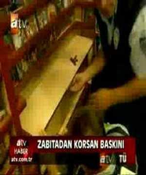 Pendik Zabıta - KORSAN CD Baskın ATV
