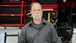 喷雾器冬季化部分:冲洗应用系统