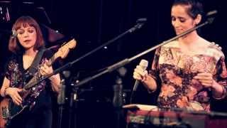 Natalia Lafourcade Feat Julieta Venegas - Si Tú No Estas