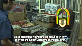 Paul's Records: How a Refugee from Vietnam Found Success Selling Vinyl on the Streets of Hong Kong