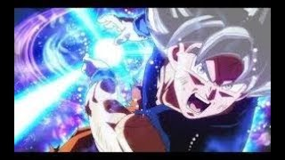 Dragon Ball Super AMV -Legends Never Die