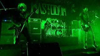 MASTODON - Bedazzled fingernails (Live in Köln 2012, HD)