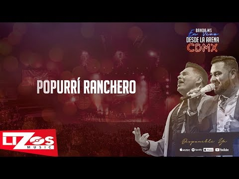 Popurri Ranchero de Banda Ms Letra y Video