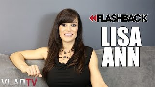 Flashback: Lisa Ann on Relationship with Rob Kardashian, His Weight Gain